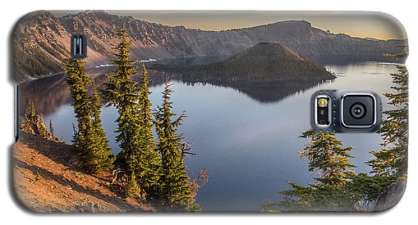Wizard Island Beauty Galaxy S5 Case