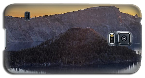Wizard Island Morning Galaxy S5 Case