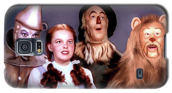 Wizard Of Oz Galaxy S5 Case by Pennie  McCracken
