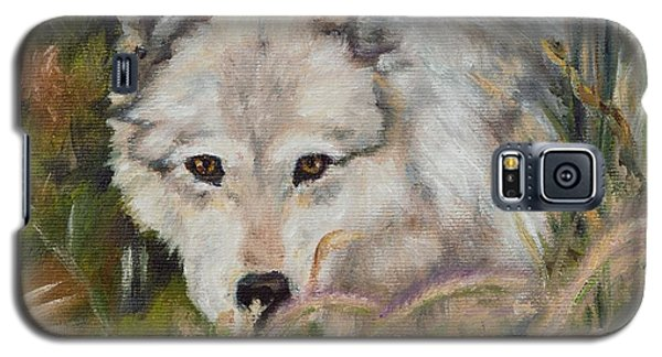 Wolf Among Foxtails Galaxy S5 Case