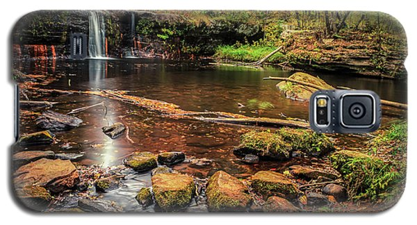 Wolf Creek Falls Galaxy S5 Case by RC Pics