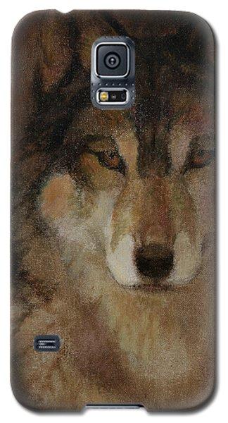 Wolf Head Galaxy S5 Case