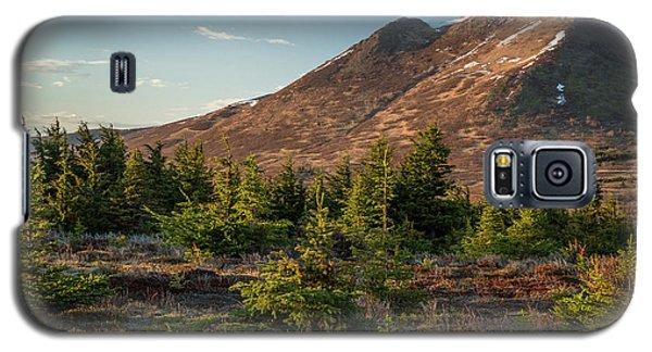 Wolverine Mt Near Sunset Galaxy S5 Case