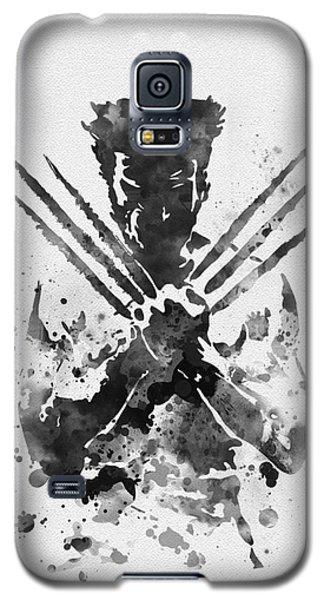 Superhero Galaxy S5 Case - Wolverine by My Inspiration