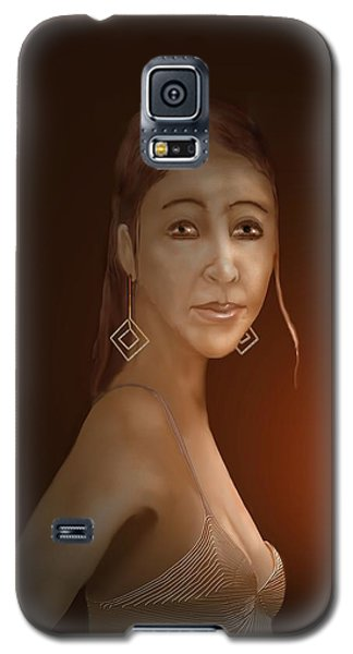 Woman 10 Galaxy S5 Case
