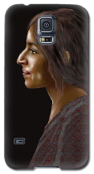 Woman 20 Galaxy S5 Case
