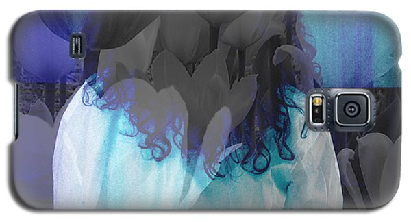Woman At The Piano Galaxy S5 Case