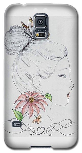 Woman Design - 2016 Galaxy S5 Case