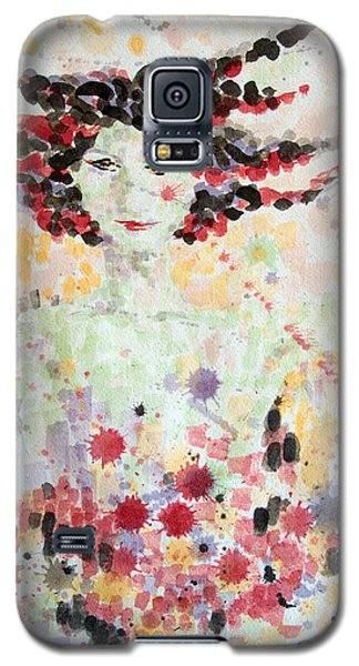 Woman Of Glory Galaxy S5 Case