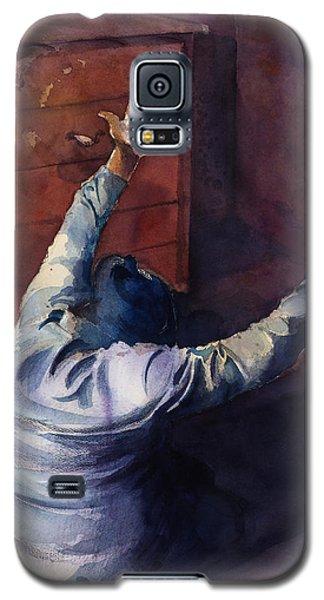 Woman Of Praise Galaxy S5 Case
