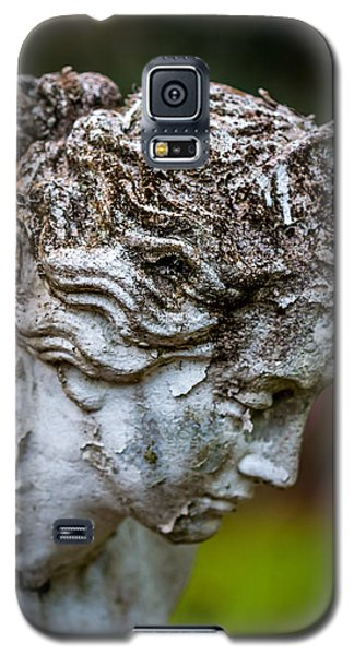 Woman Statue Head Galaxy S5 Case