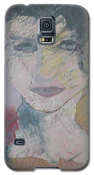 Woman's Portrait - Untitled Galaxy S5 Case