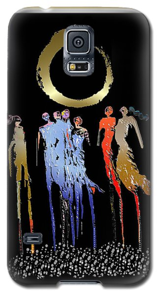 Women Chanting - Enso  Galaxy S5 Case