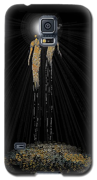 Women Chanting - Full Moon On The Mountain Galaxy S5 Case