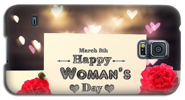 Design Galaxy S5 Case - Women's Day by Maye Loeser