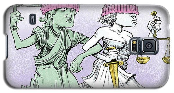 Women's March On Washington Galaxy S5 Case