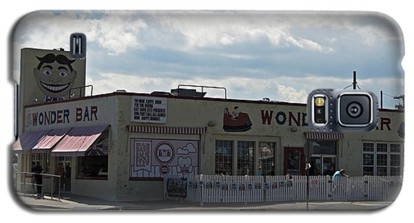 Wonder Bar Asbury Park Nj Galaxy S5 Case by Elsa Marie Santoro