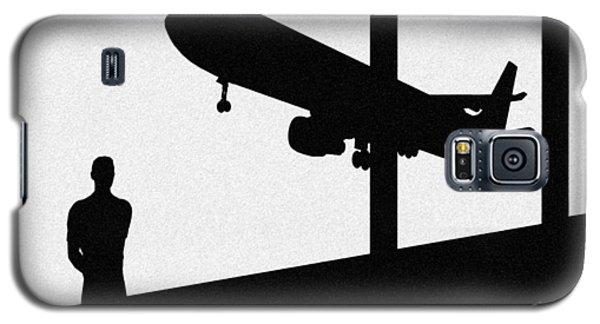 Wonder Of Flight Galaxy S5 Case