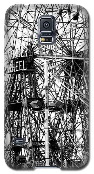 Wonder Wheel Coney Island Galaxy S5 Case
