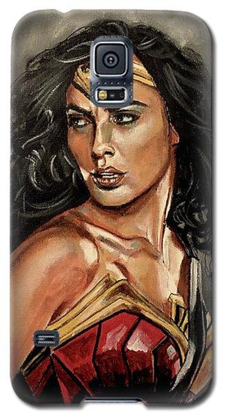 Wonder Woman Galaxy S5 Case