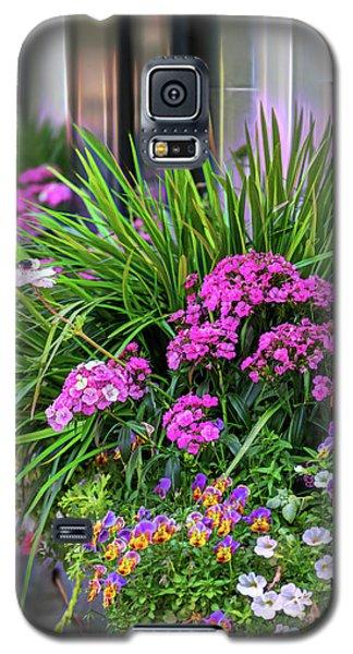 Wonderful Window Boxes Of Charleston Galaxy S5 Case