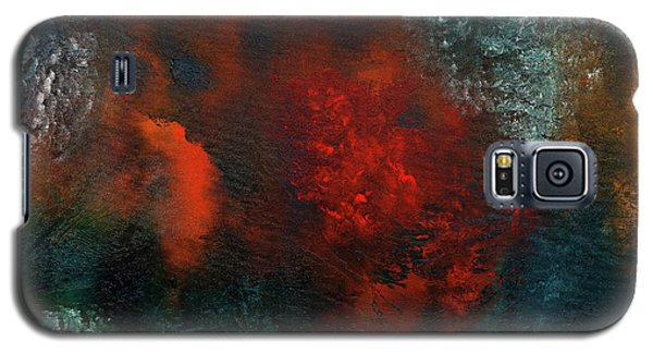 Galaxy S5 Case featuring the painting Wonderland by Carmen Guedez