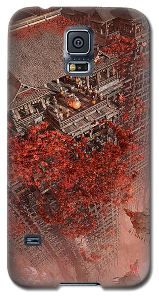 Wonders Liyomizu Galaxy S5 Case by Te Hu