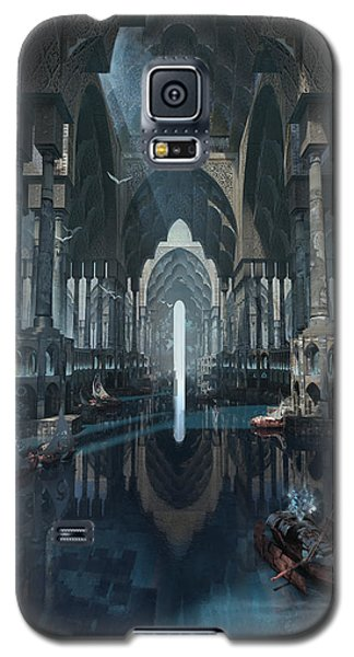 Wonders The Canal Of Isfahan Galaxy S5 Case by Te Hu