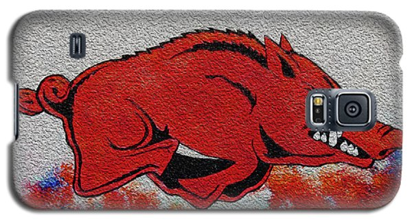 Woo Pig Sooie 2 Galaxy S5 Case by Belinda Nagy