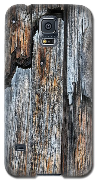 Wood Deatail Galaxy S5 Case