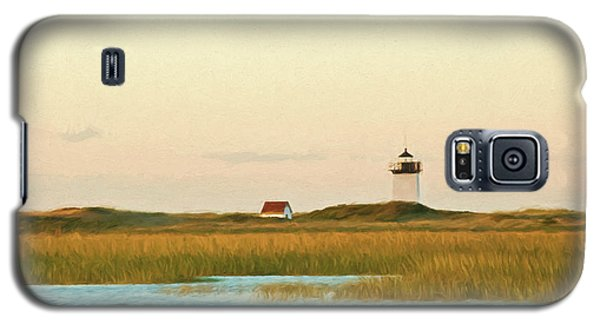 Wood End Lighthouse Galaxy S5 Case