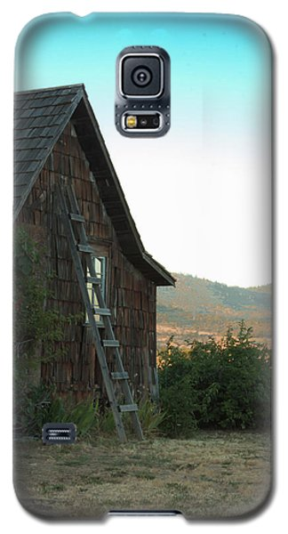 Wood House Galaxy S5 Case