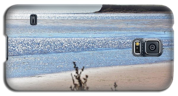 Galaxy S5 Case featuring the photograph Wood Islands Beach by Kim Prowse