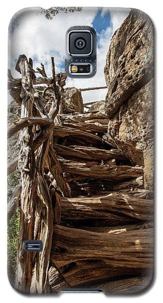 Wooden Ladder Galaxy S5 Case