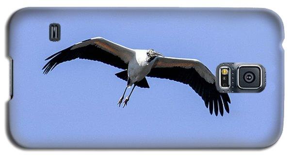 Wood Stork Galaxy S5 Case