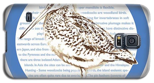 Woodcock Galaxy S5 Case by Greg Joens