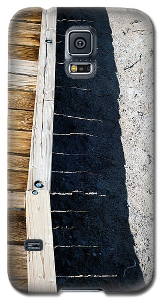 Galaxy S5 Case featuring the photograph Wooden Bridge  by Catherine Lau