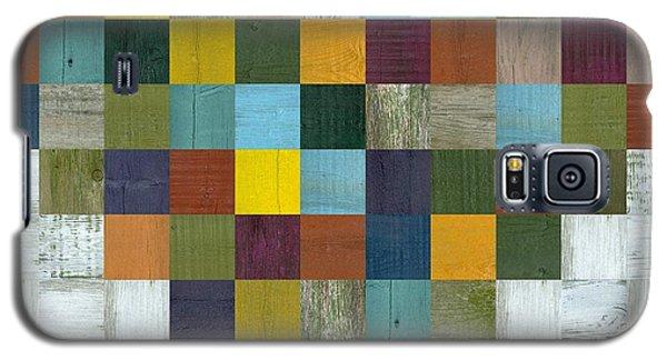 Wooden Heart Galaxy S5 Case by Michelle Calkins