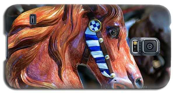 Wooden Horse Galaxy S5 Case