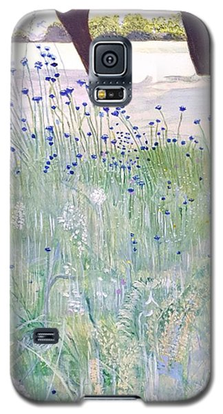 Woodford Park In Woodley Galaxy S5 Case