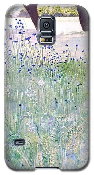 Woodford Park In Woodley Galaxy S5 Case by Joanne Perkins