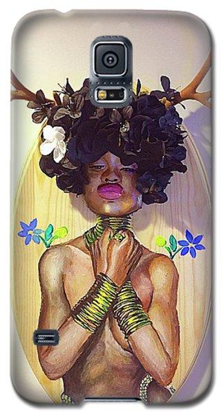 Woodgoddess Galaxy S5 Case