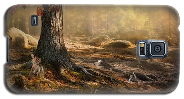 Woodland Mist Galaxy S5 Case