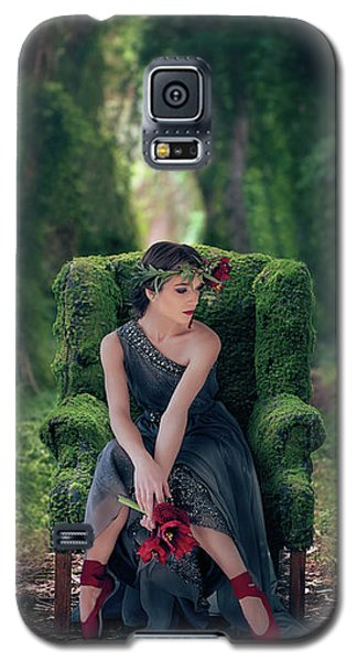 Woodland Nymph Galaxy S5 Case by Debby Herold
