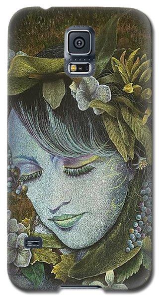 Woodland Nymph Galaxy S5 Case