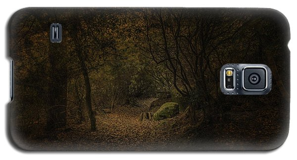 Galaxy S5 Case featuring the photograph Woodland Walk by Ryan Photography