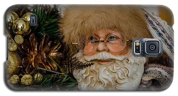 Woodlands Santa Galaxy S5 Case