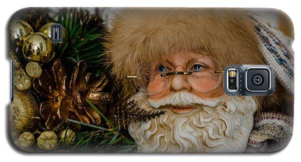 Woodlands Santa Galaxy S5 Case