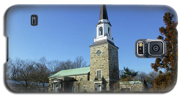 Woodlawn Cemetery Chapel Galaxy S5 Case