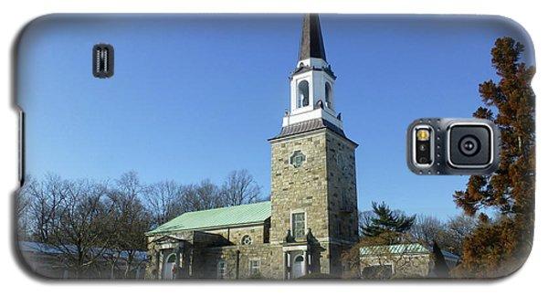 Woodlawn Cemetery Chapel Galaxy S5 Case